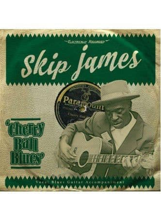 Skip James<br>Cherry Ball Blues<br>CD, Comp